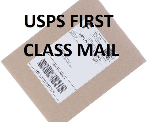 USPS First Class Mail Service With Delivery Time   USPS Gudies